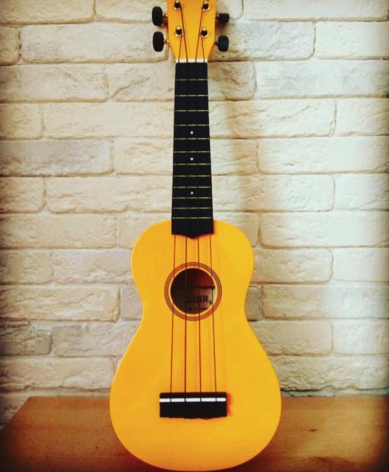 Создание ансамбля укулеле